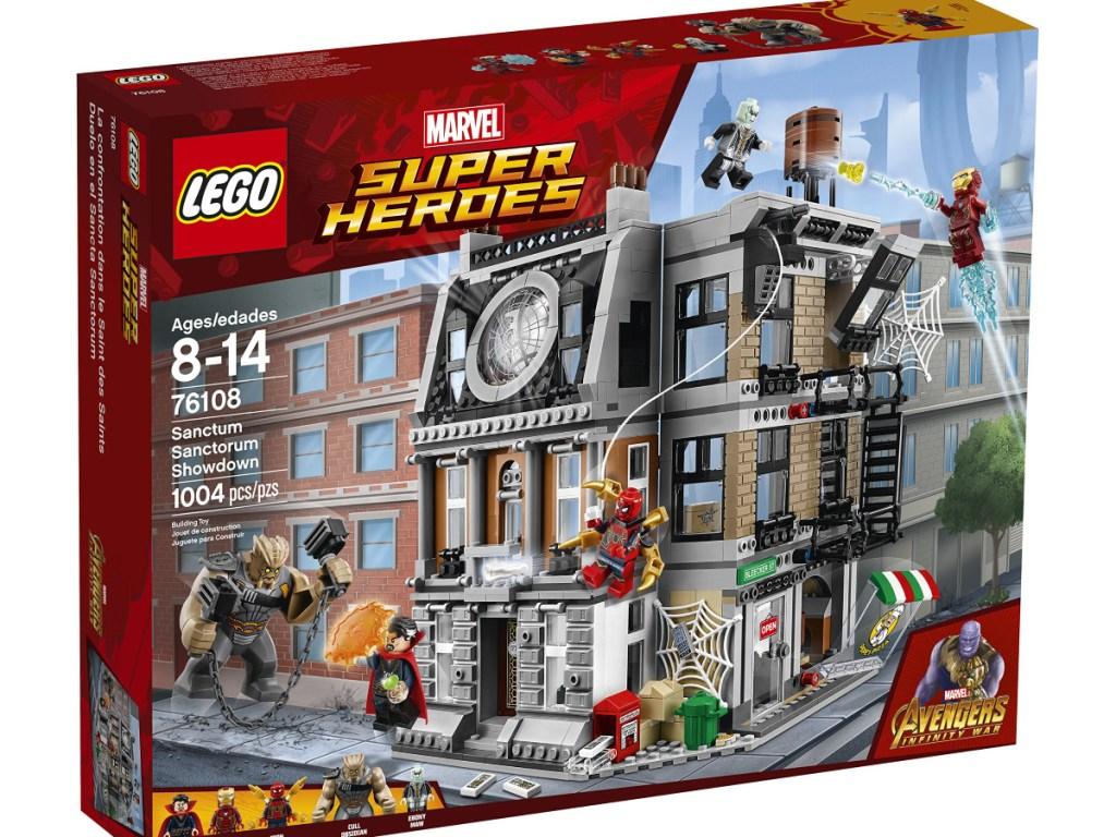 lego infinity war set