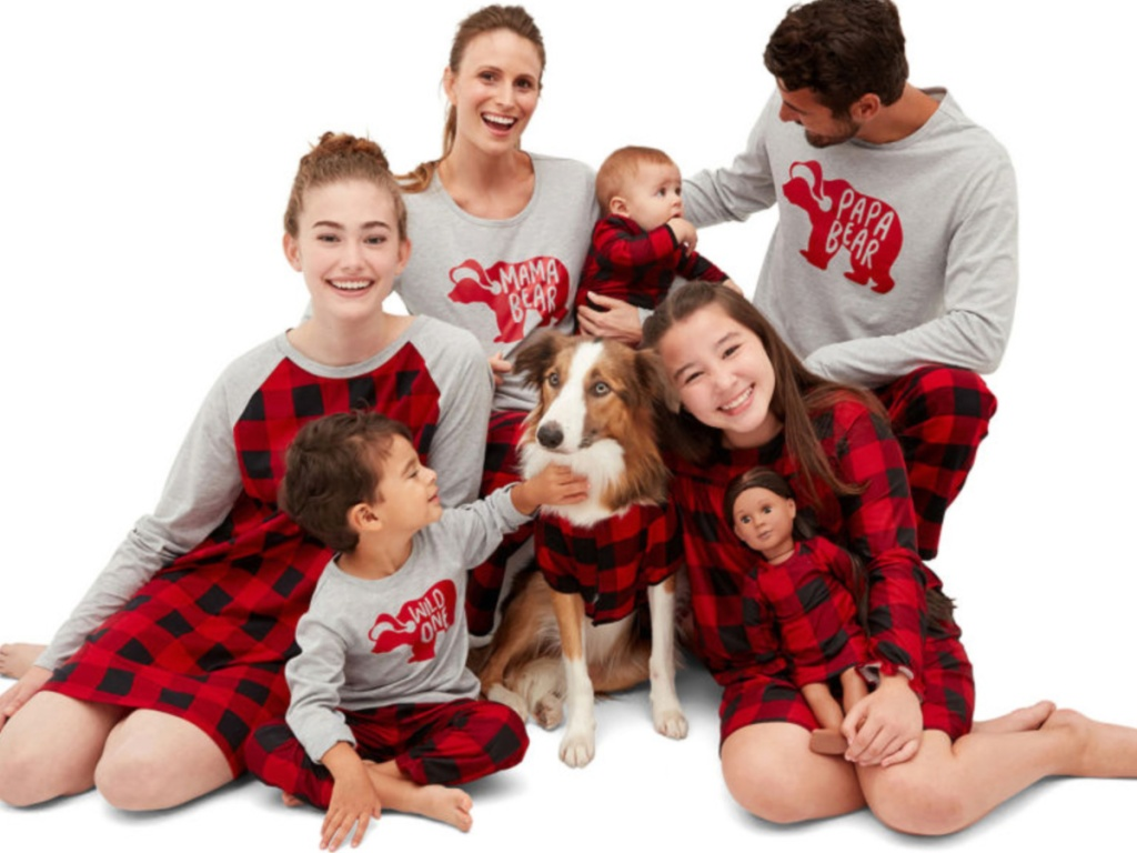 JCPenney Matching Family Pajamas