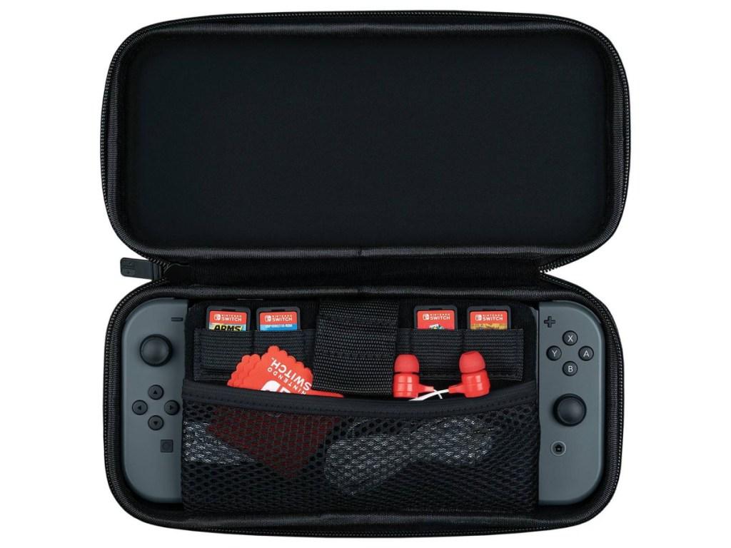 Nintendo Switch Pokemon Pikachu Battle Deluxe Travel Case