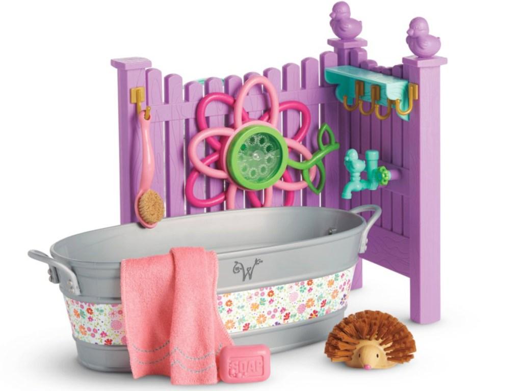 Wellie Wishers Wash Tub set