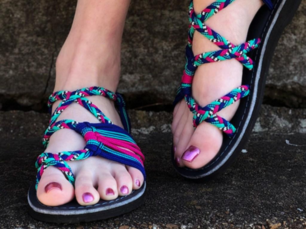 Vines Islandwear Sandals