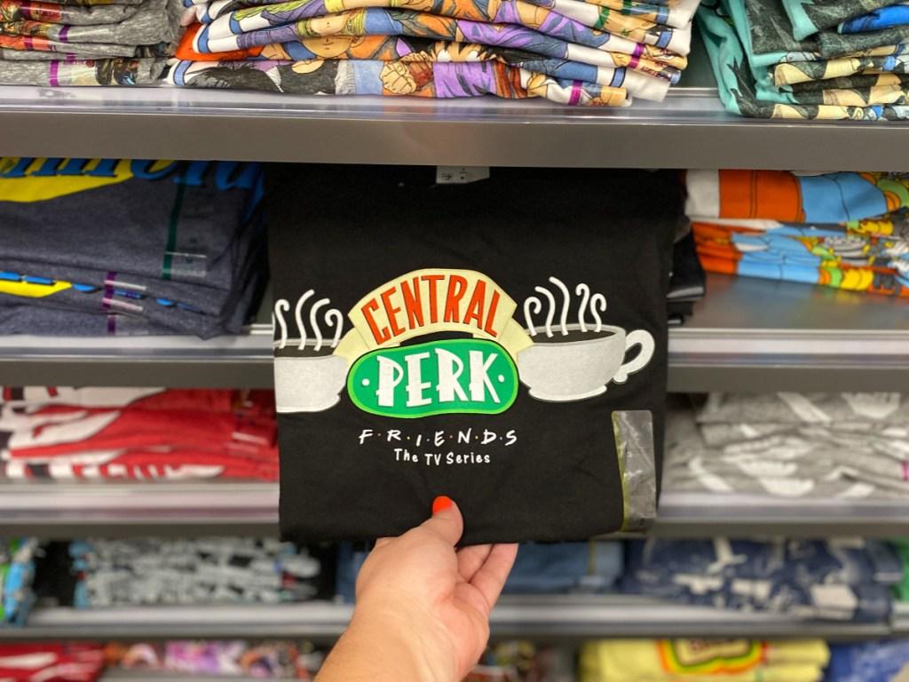 Men's Friends Short Sleeve Graphic T-Shirt
