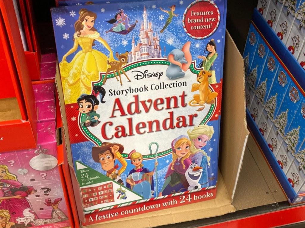 Disney Advent Calendar at ALDI