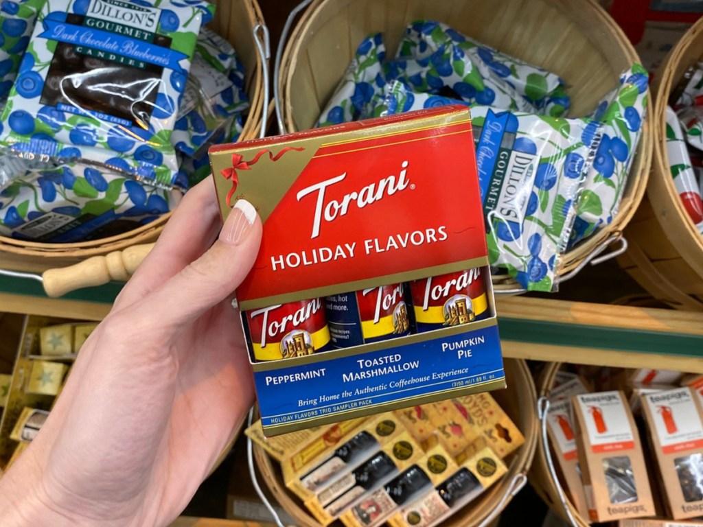 Torani Holiday Flavors Mini 3-Pack