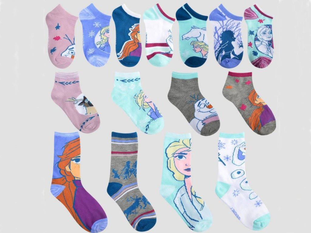 Frozen Girls Socks at Target