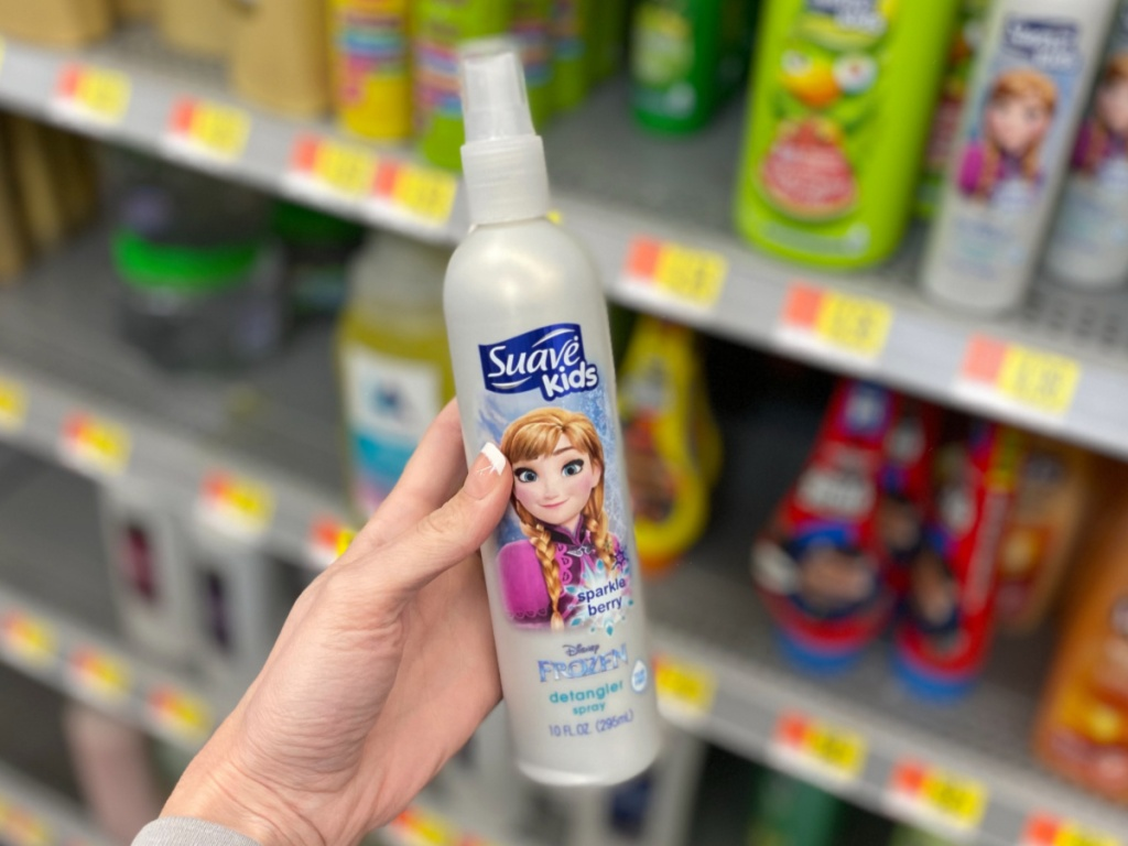 Disney Froze Suave Kids Detangler