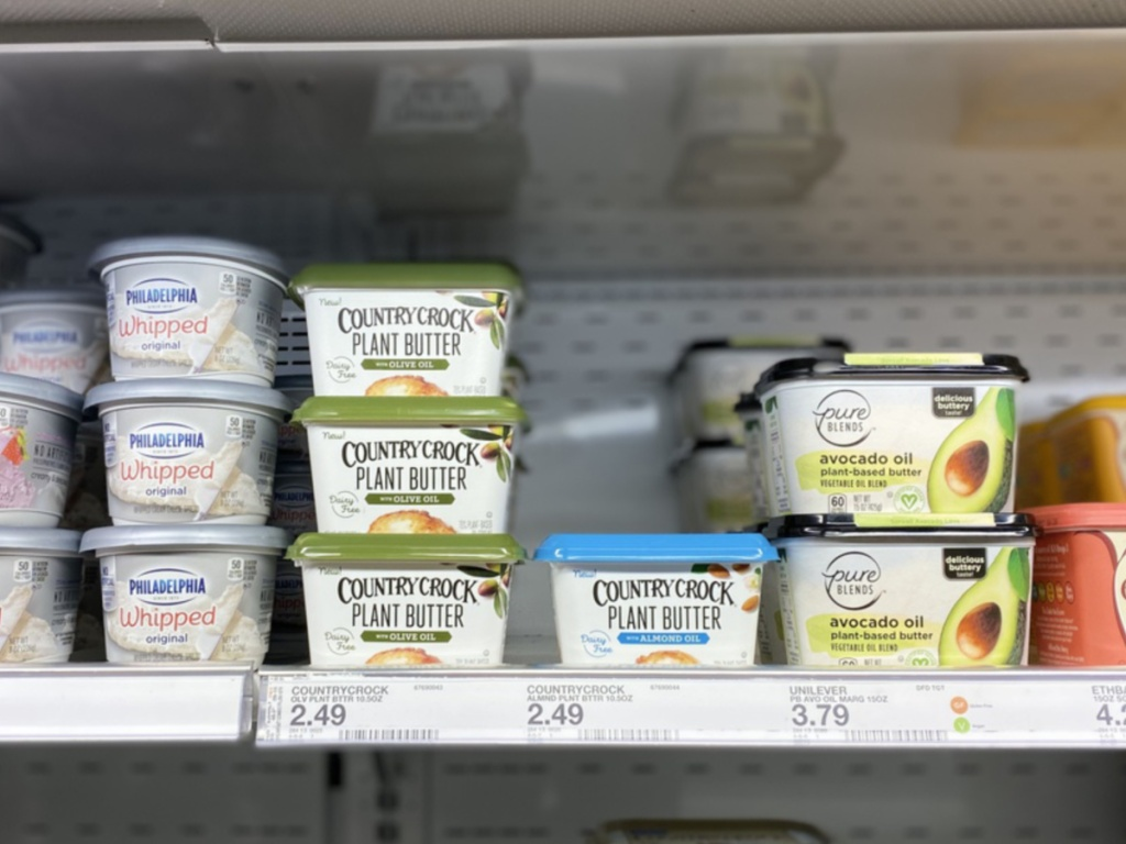 Country Crock Butter at Target
