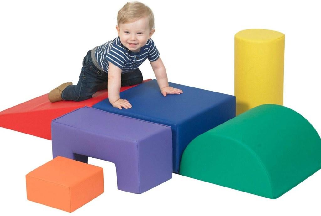 Amazon Toddle Climbing Set