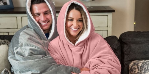The Original Comfy Blanket Sweatshirt as Low as $20.99 Shipped at Kohl's (Regularly $40)
