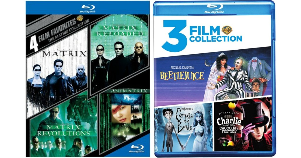 Blu-Ray Film Collections