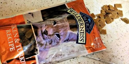 Blue Buffalo Cat Treats Only 96¢ Shipped at Amazon