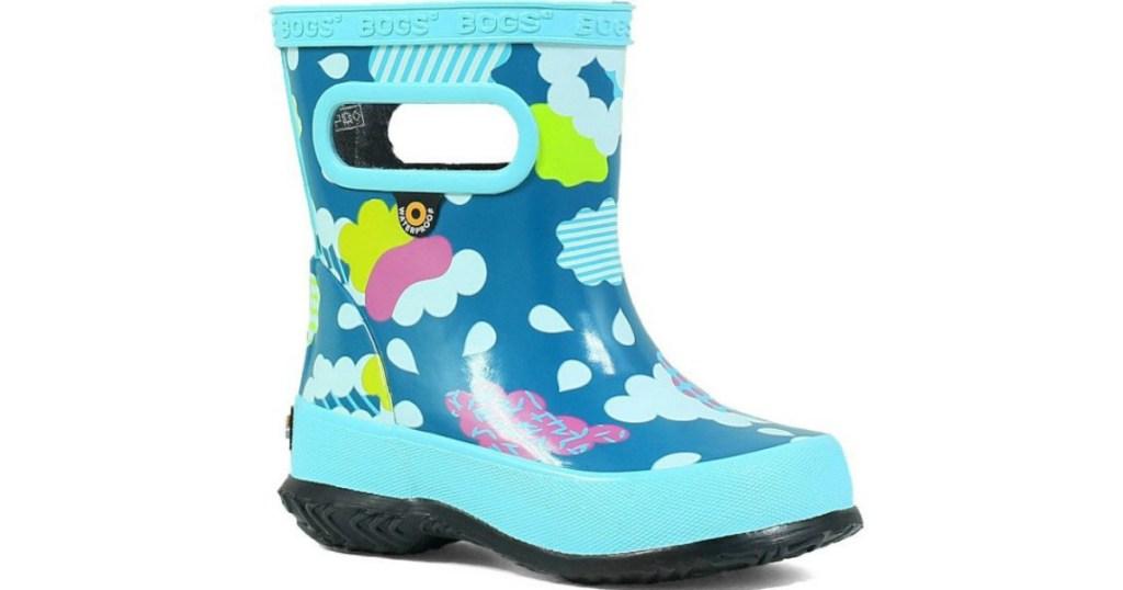 Bogs kids rain boots