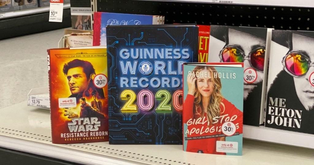 Books at Target