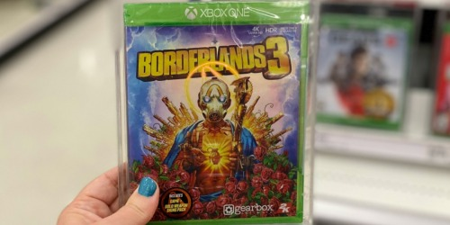 Borderlands 3 Xbox One or PlayStation 4 Game Only $9.99 on BestBuy.com (Regularly $60)