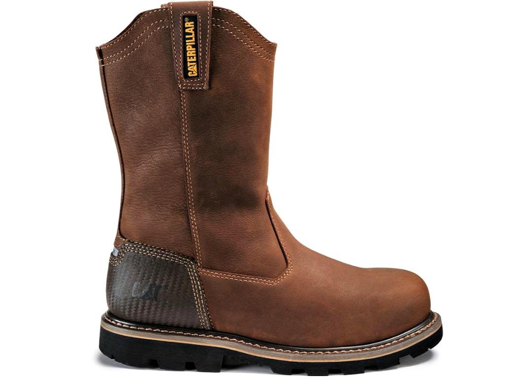 CAT Footwear Men's Edgework 2.0 Steel Toe Wellington Boots