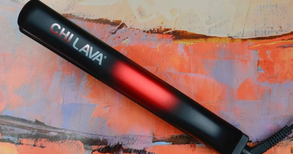 CHI Lava Hair Straightener