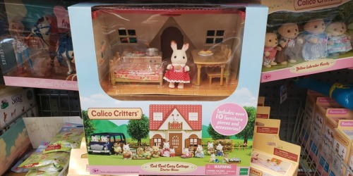 Calico Critters Cozy Cottage Starter Home Only $19.88 on Amazon (Regularly $40)