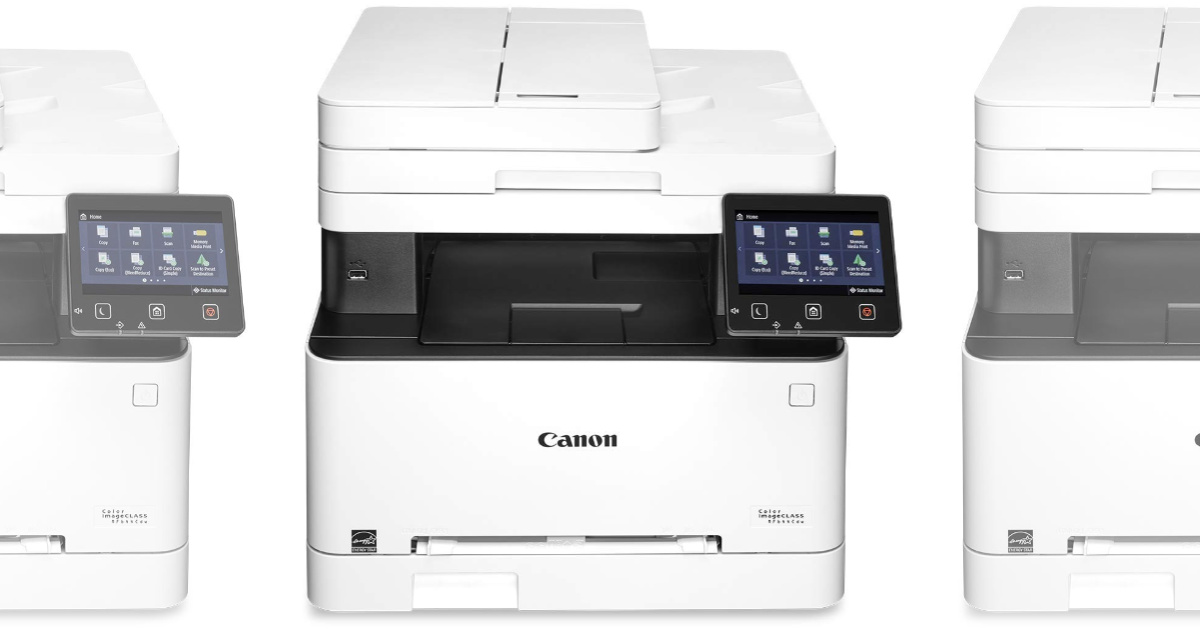 Canon Color imageCLASS All-In-One Wireless Laser Printer