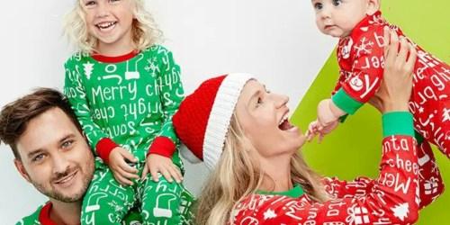 Carter's Holiday Pajamas $5 Shipped (Regularly $14+) + More