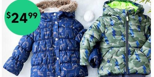 Carter's & OshKosh B'gosh Snow Sets Only $24.99 (Regularly $94) at Zulily