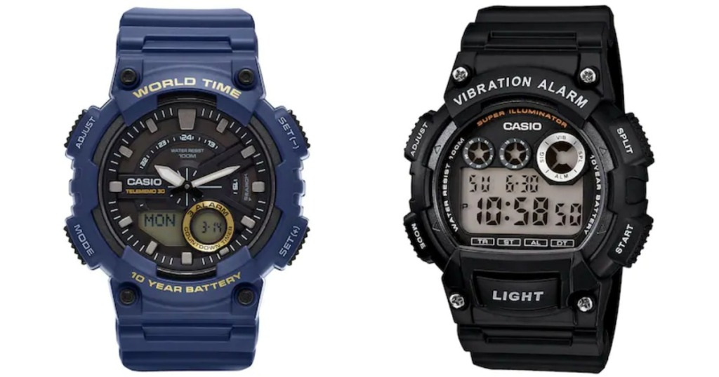 Casio Men's Watches at Kohl's