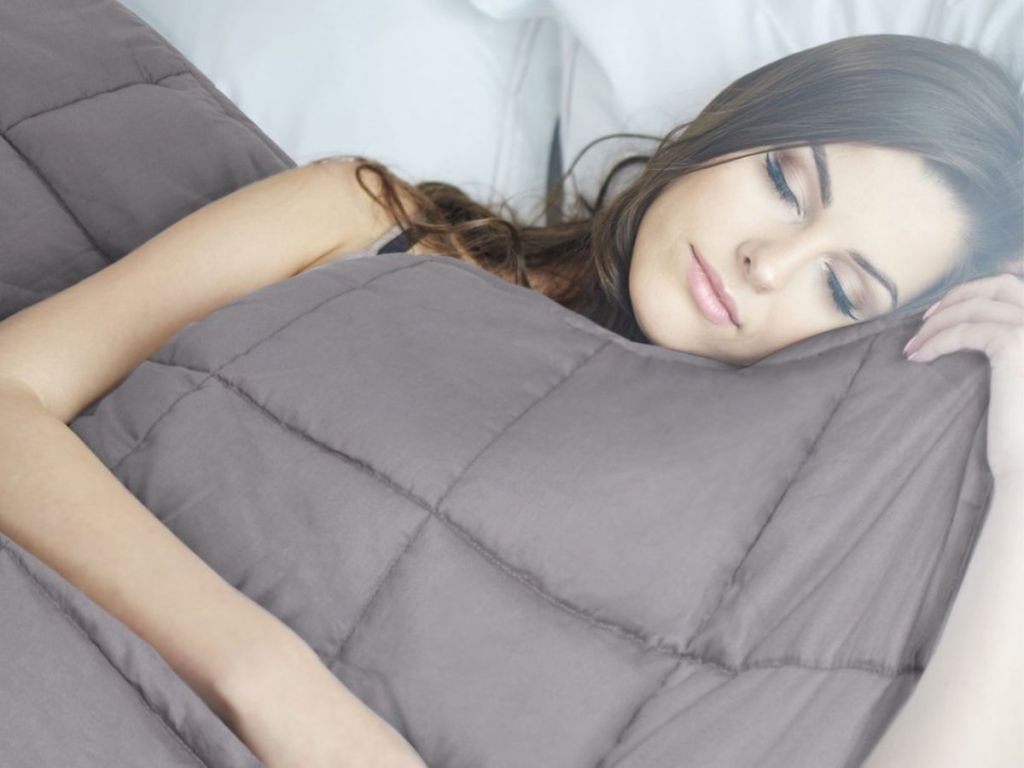 Charcoal NEX Weighted Blanket