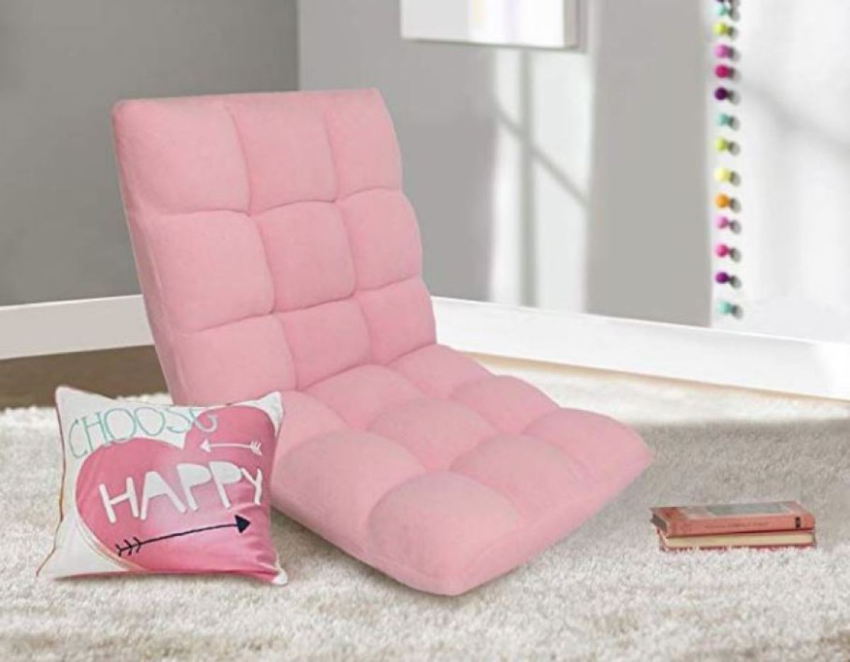 Pink Chic-Home-Design-Recliner-Chair