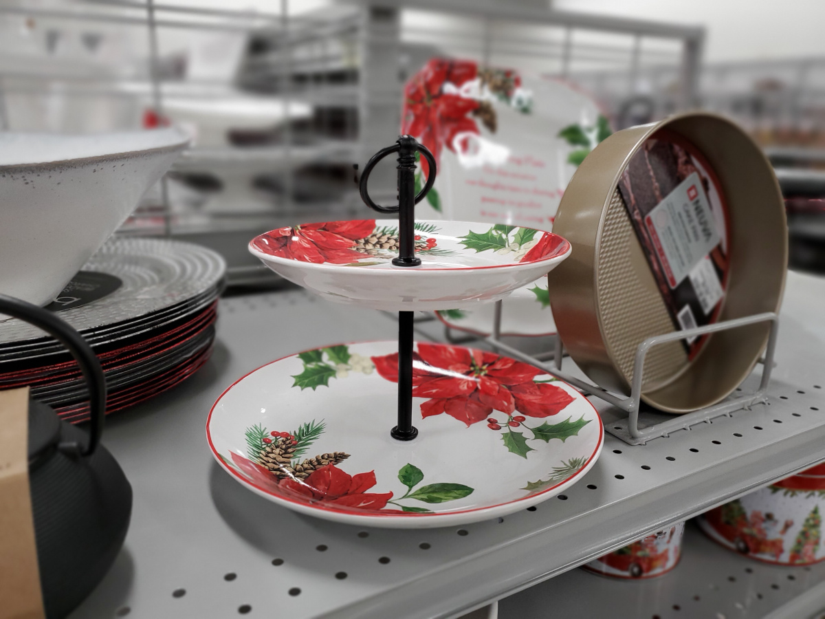 Christmas Serveware