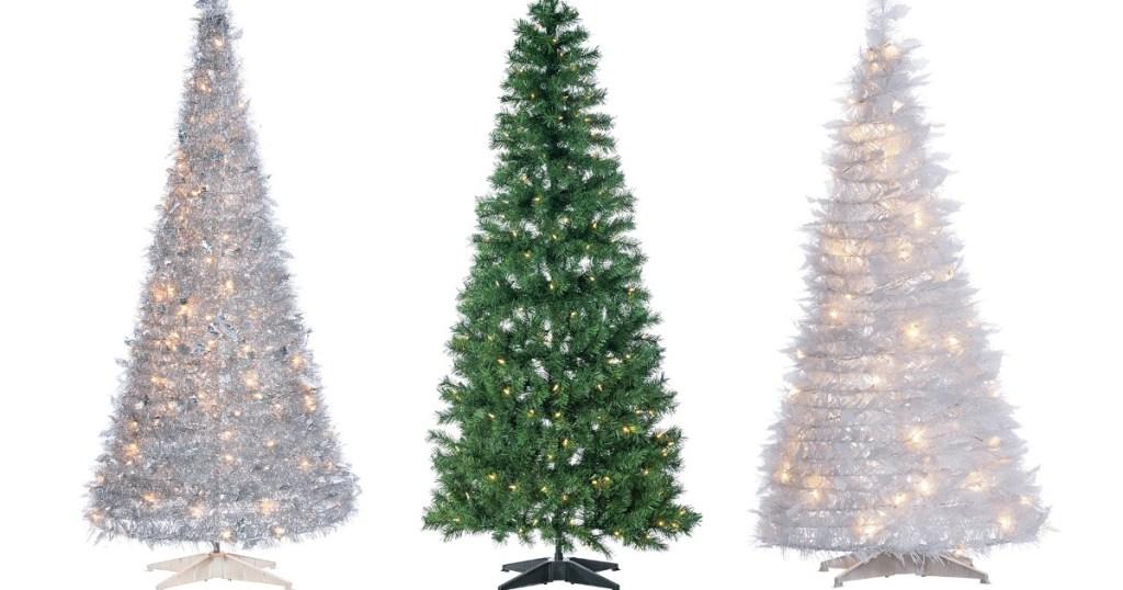 Christmas Trees at Zulily