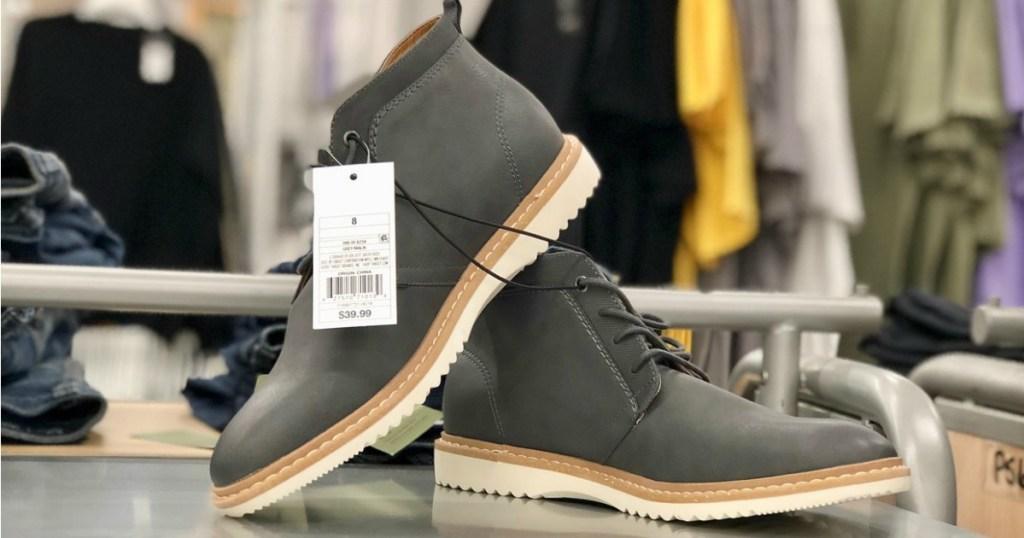 Chukkas Boots