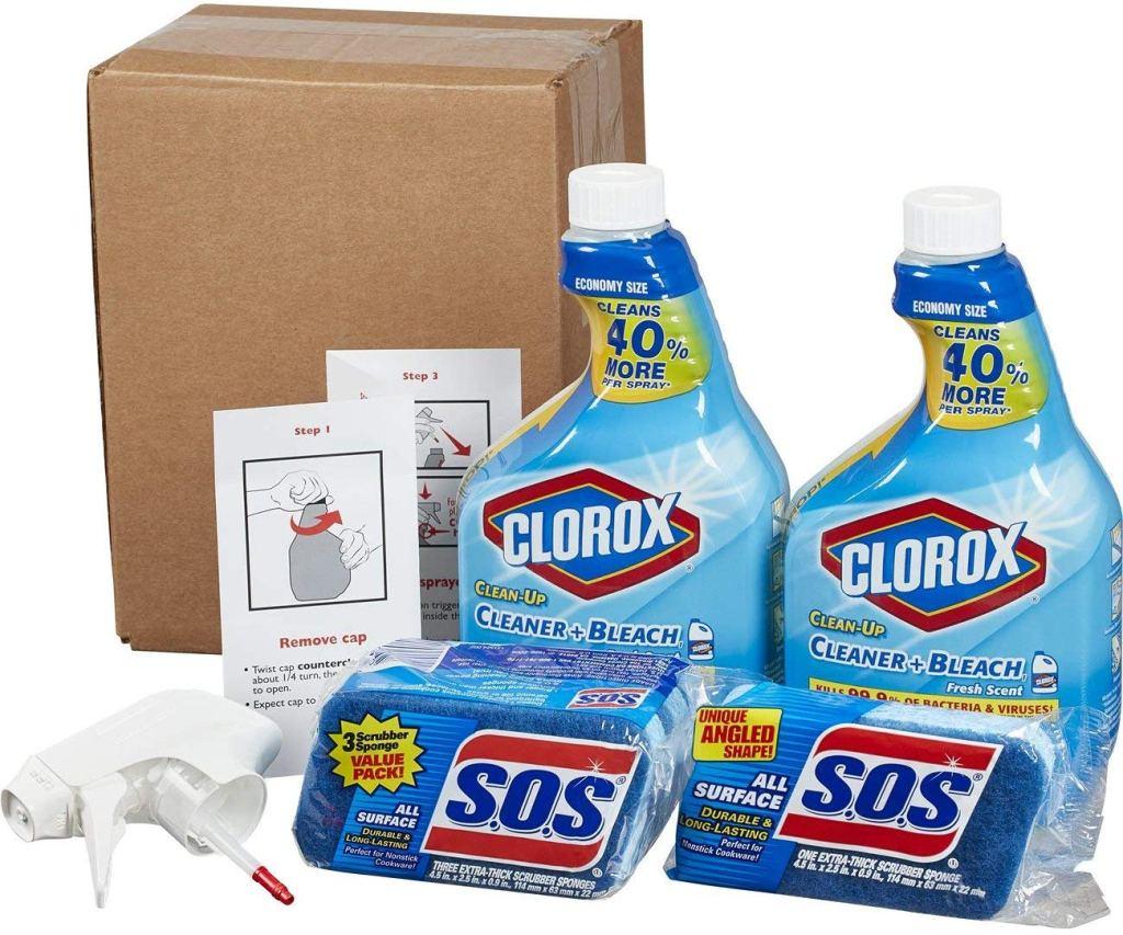 Clorox Cleaner Bundle