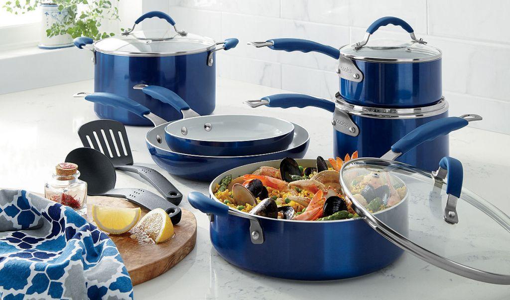 Cooks Ceramic Set