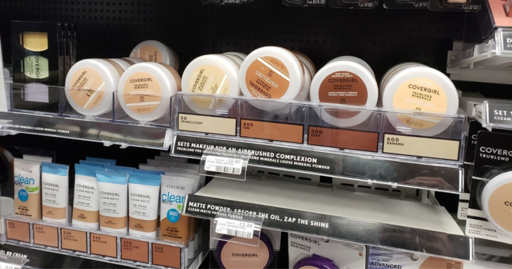 covergirl mineral powder at cvs