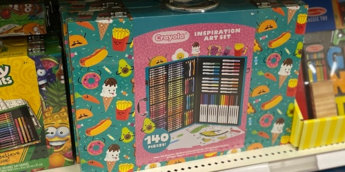 Arts & Craft Kits Only $15 Shipped at Target (Regularly $25)   Crayola, Discovery Kids & More