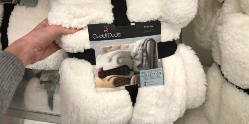 Cuddl Duds Throws as Low as $12.59 Shipped at Kohl's | Better Than Black Friday Prices
