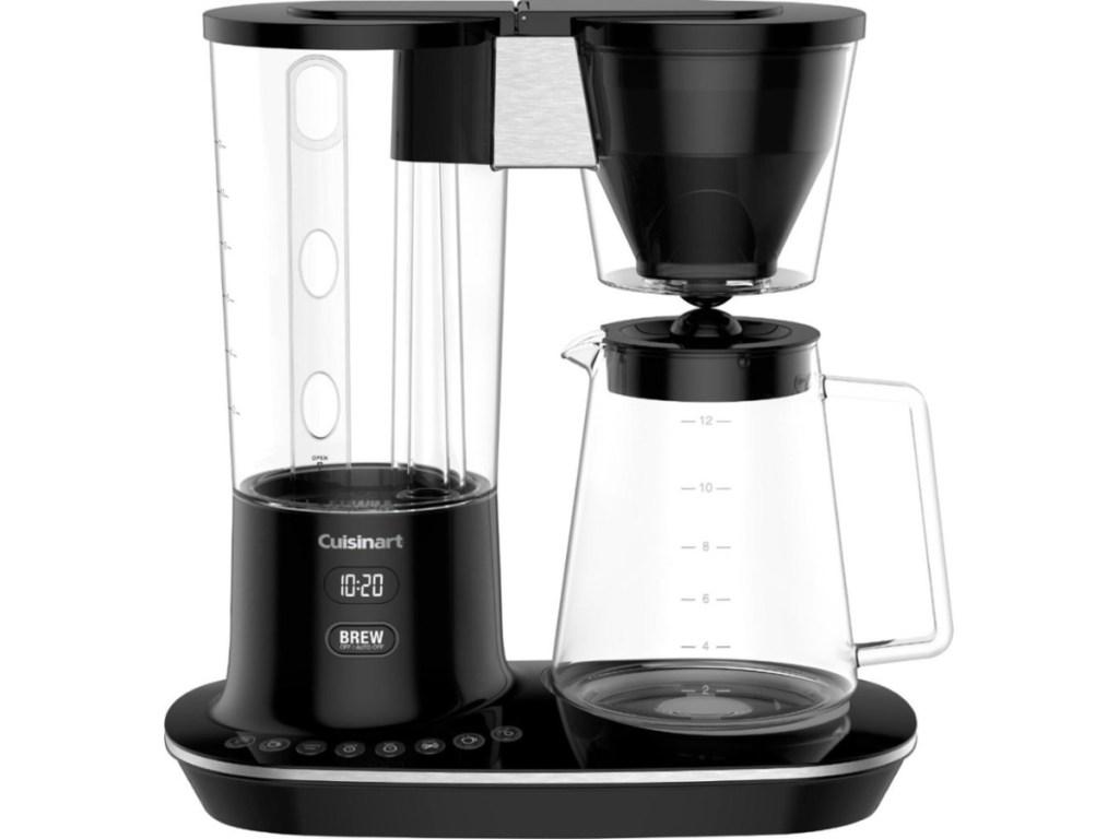 cuisinart-12-cup-coffee-maker-black