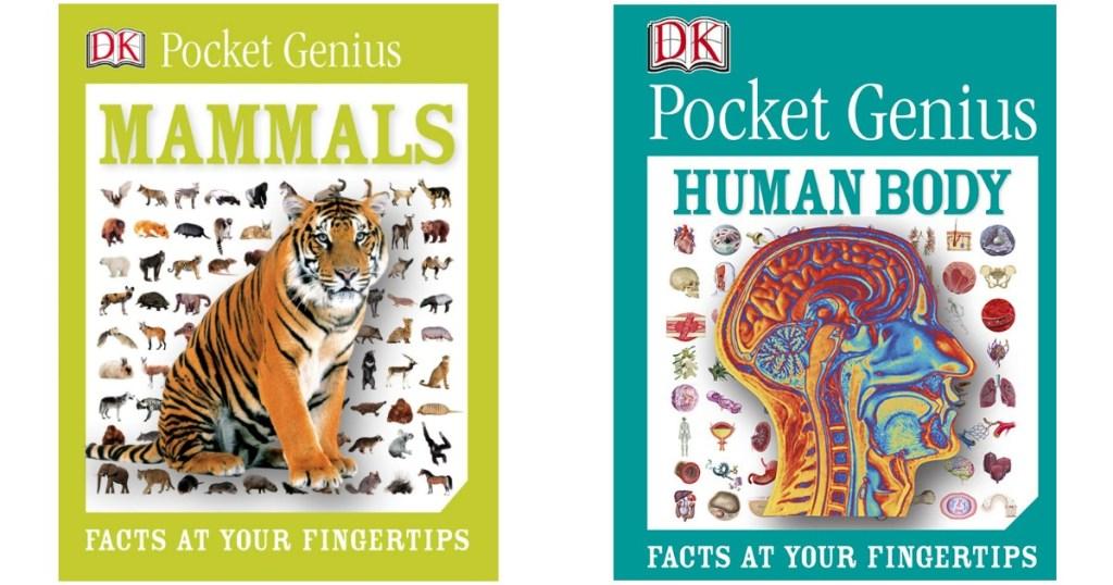 DK Pocket Genius kindle books