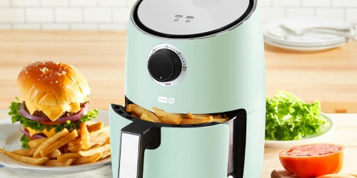 Dash Compact Air Fryer Only $29.98 Shipped at Sam's Club + More