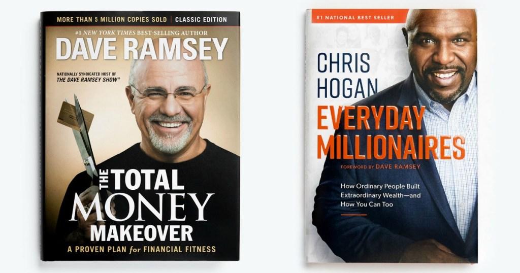 Dave Ramsey and Chris Hogan Books