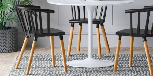 Extra 25% Off One Furniture Item at Target | Save on Dining Chairs, Desks & More