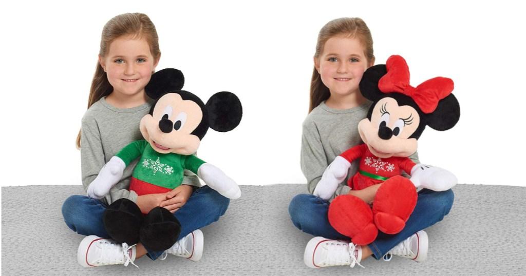 Disney 22_ Mickey & Minnie Mouse Holiday 2019 Plush (1)