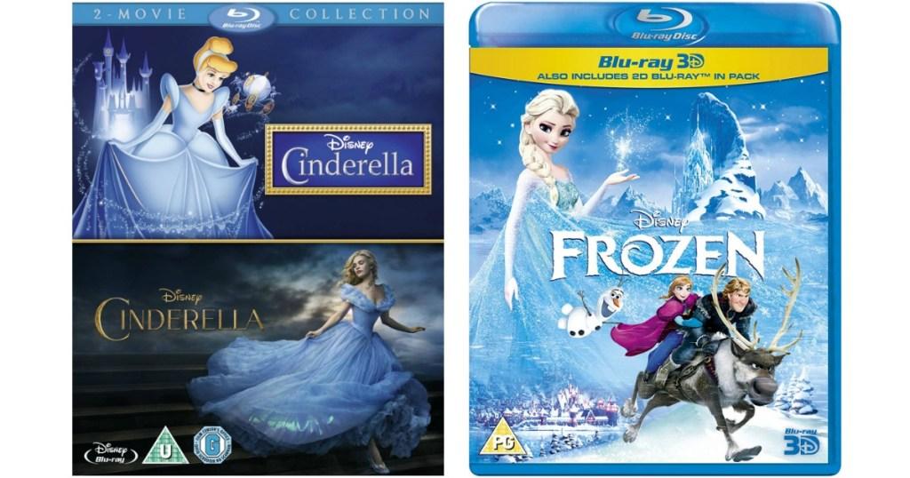Disney Blurays