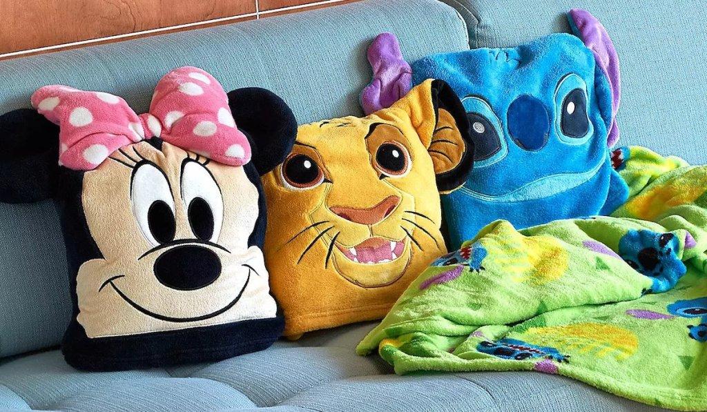 Disney Convertible Plush