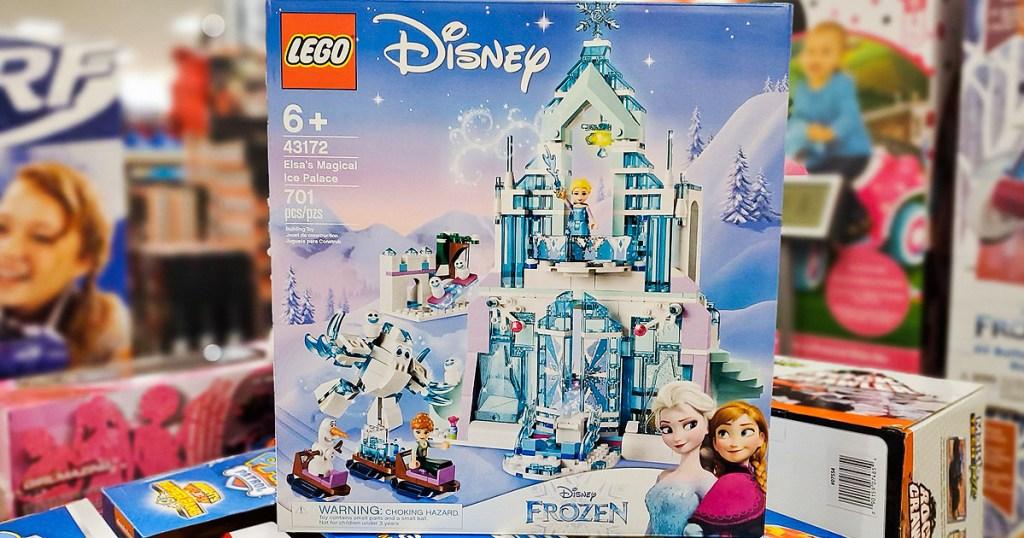 Disney Frozen LEGO set