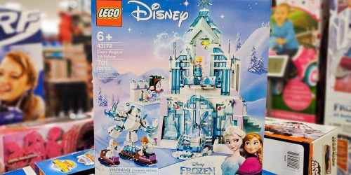 LEGO Disney Frozen 2 Ice Palace Set Just $63.99 + Earn $15 Kohl's Cash (Regularly $80)