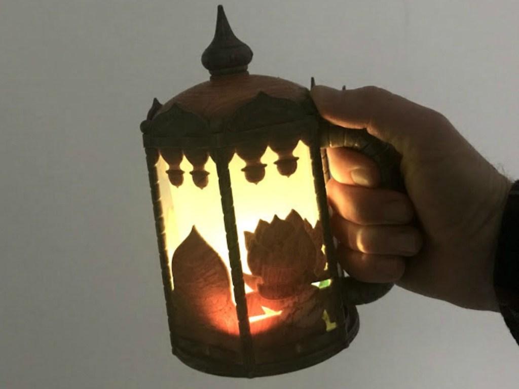 Light-up Disney Stein mug