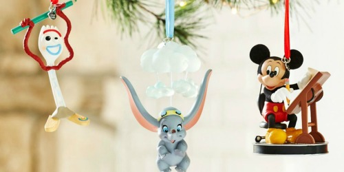 Free Shipping on ANY shopDisney Order = Ornaments Only $10 Shipped & More