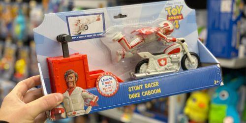 Disney Pixar Toy Story Stunt Racer Duke Caboom Only $9.99 on Amazon (Regularly $20)