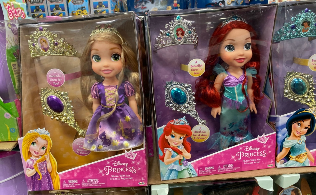 Disney Princess Share With Me Dolls