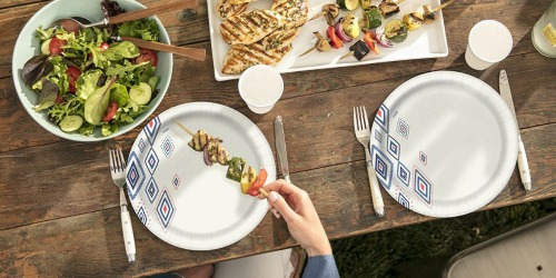 Dixie Everyday Disposable Dinner Plates 220-Count Just $12.63 Shipped at Amazon